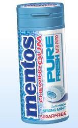 MENTOS GUM STRONG MINT 30G
