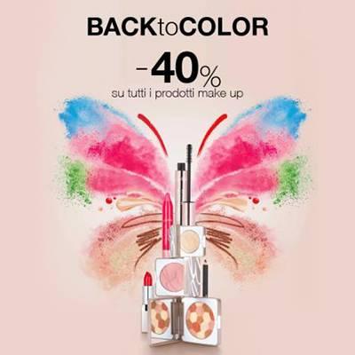 Bionike SCONTO 40% su tutto il make up
