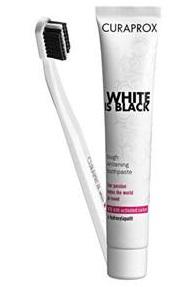 CURAPROX SET BLACK IS WHITE