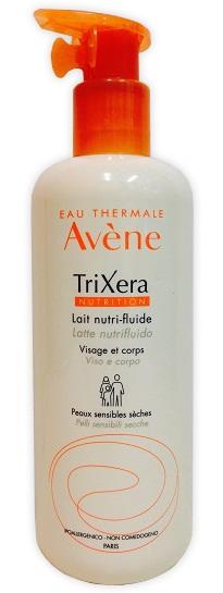 AVENE TRIXERA LATTE NUTRI-FLUIDO 400ML