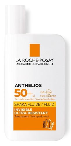 LA ROCHE-POSAY ANTHELIOS ULTRA SHAKA FLUIDO SENZA PROFUMO PROTEZION SPF50+ 50ML