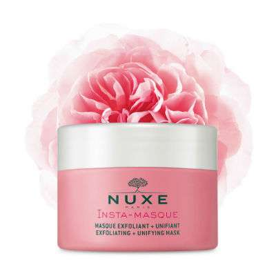 Nuxe maschera esfoliante + uniformante Insta-Masque