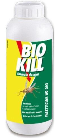 BIOKILL INSETTICIDA NO GAS 1L
