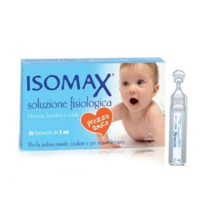 ISOMAX 20 flaconcini da 5ml