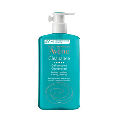 Avene Cleanance gel detergente 400ml