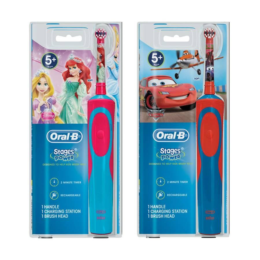 ORALB POWER CARS/FROZEN