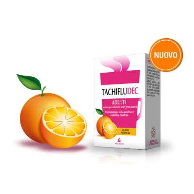 Tachifludec - 10 bustine