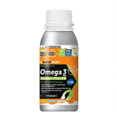 Omega 3 double plus ++ 110soft g