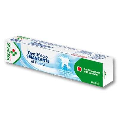 Profar dentifricio sbiancante