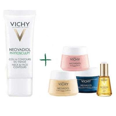 VICHY sconto €20 acquistando 2 prodotti Neovadiol di cui 1 Phytosculpt