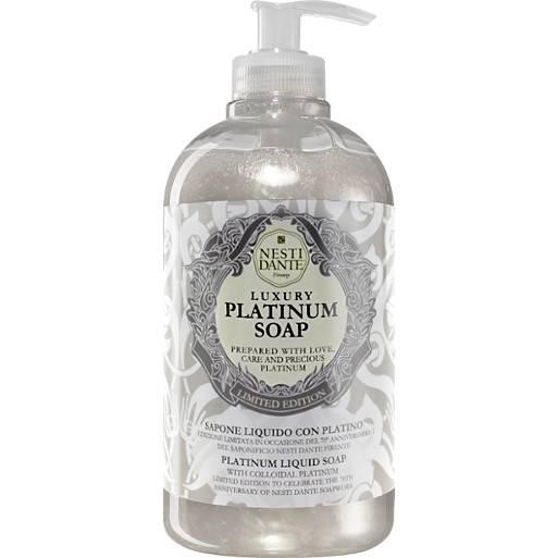 Nesti Dante Luxury Platinum soap