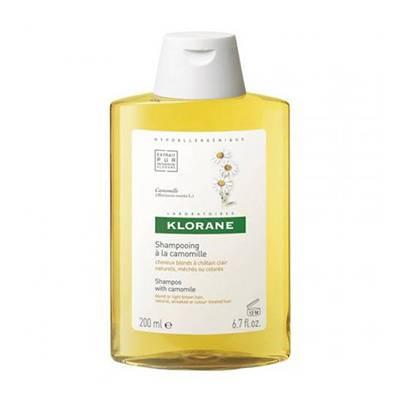 Klorane shampoo camomilla 200ml