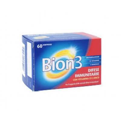 BION3 DIFESE IMMUNITARIE60CPR