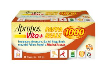 APROPOS VITA+ PAPPA REALE 10FL