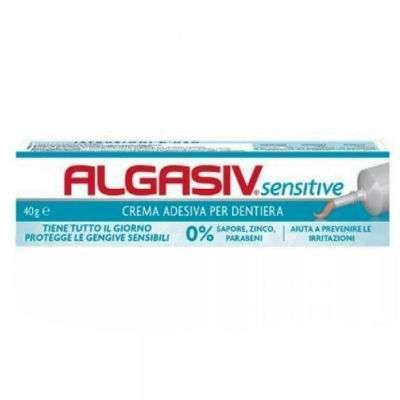 Algasiv crema adesiva per dentiere
