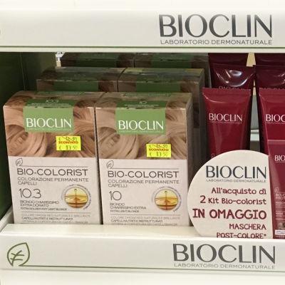Bioclin Bio-colorist colorazione permanente capelli