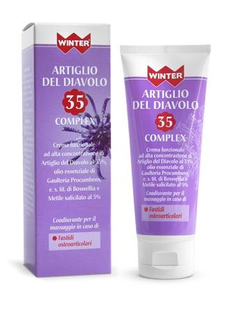 ARTIGLIO DEL DIAVOLO COMPLEX CREMA 35% WINTER