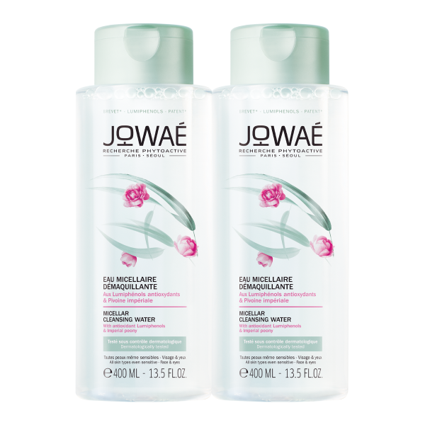 JOWAE DUO ACQUA MICELLARE 400+400ML