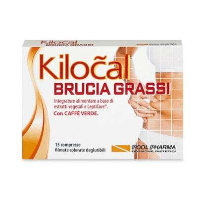 Kilocal bruciagrassi 15 cpr