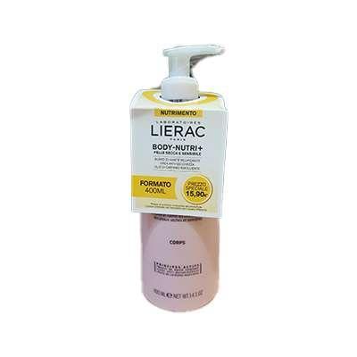 LIERAC Body Nutri+ Corpo Latte 400ml