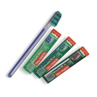 Tau-Marin spazzolino duro, medio, morbido