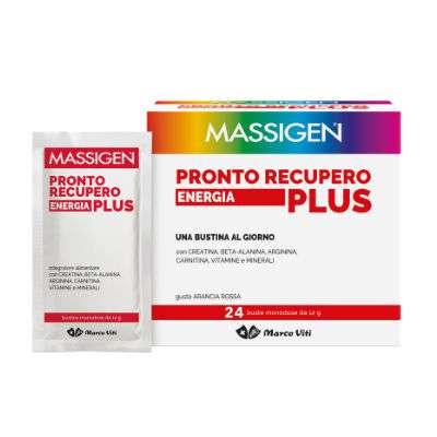 MASSIGEN PRONTO RECUPERO ENERGIA PLUS