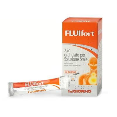 Fluifort 10bst granulato