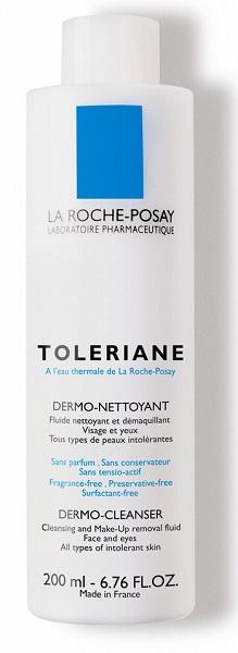 LA ROCHE-POSAY TOLERIANE DERMO NETTOYANT DETERGENTE 200ML