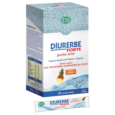 DIURERBE FORTE POCK DRINK ANAN