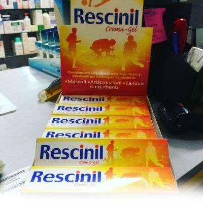 Rescinil crema-gel