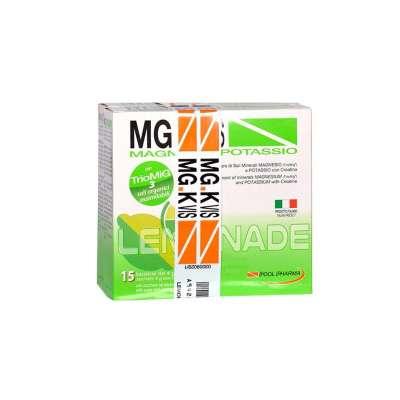 MG-K magnesio e potassio 15 buste