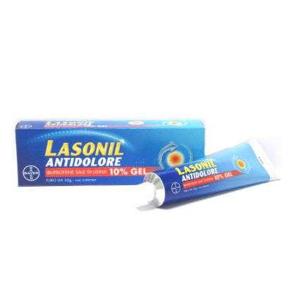Lasonil antidolore 50g 10%