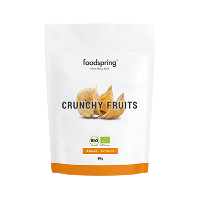 Foodspring Crunchy fruits
