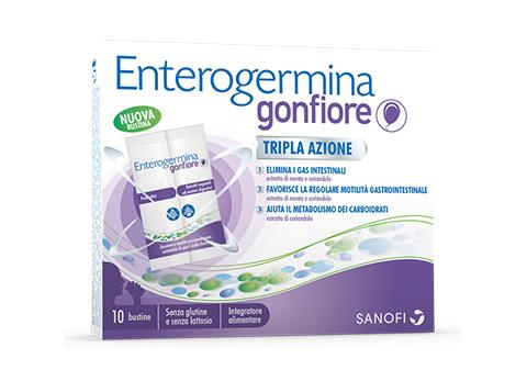 ENTEROGERMINA GONFIORE 10 BUSTE