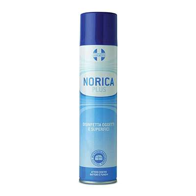 Norica Plus disinfettante Spray per oggetti e superfici 300ml