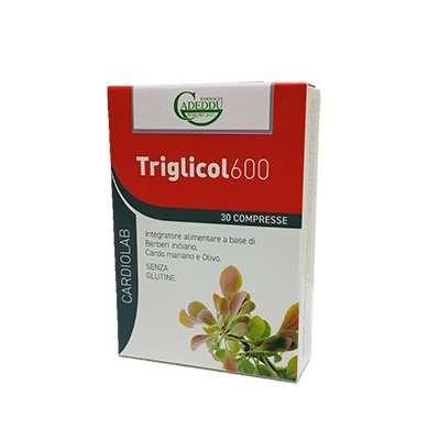 TRIGLICOL 600 30CPR