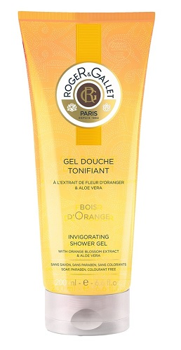 ROGER&GALLET BOIS D'ORANGE GEL DOCCIA 200ML