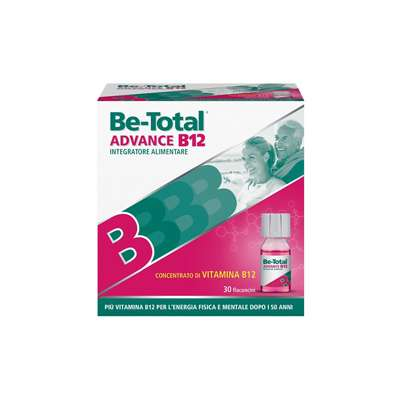 BE-TOTAL ADVANCE B-12fl