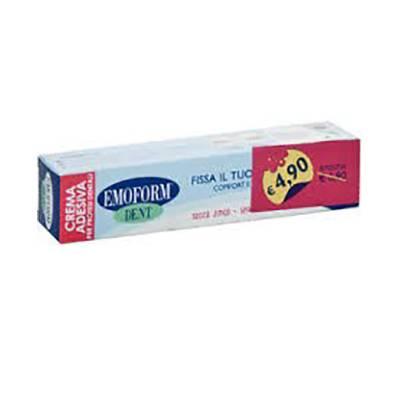 Emoform Dent crema adesiva