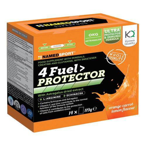 NAMED SPORT 4FUEL PROTECTOR 14BUST