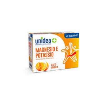 UNIDEA MAGNESIO POTAS 10BUST