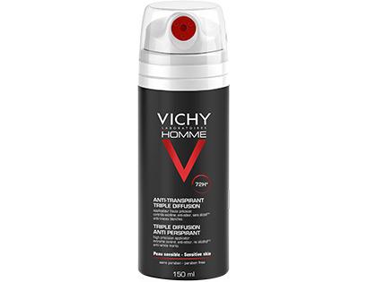 VICHY HOMME DEO AEROSOL 72H