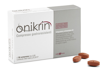 ONIKRIN 30CPR