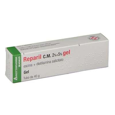 RIPARIL GEL 40G