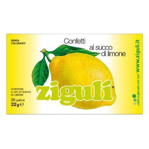 Ziguli-c limone