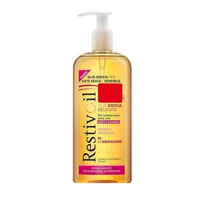 Restiv oil olio doccia delicato