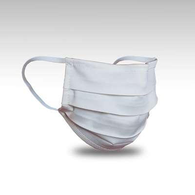 Mascherina lavabile tessuto idrorepellente conf. 2pz