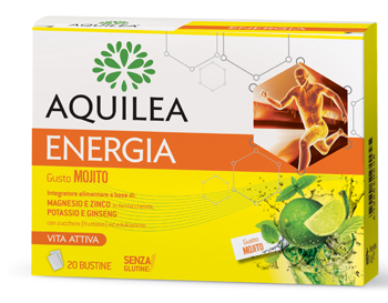 AQUILEA ENERGIA MOJITO 20BUST