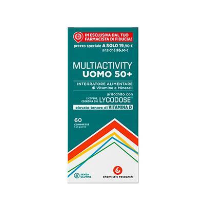 MULTIACTIVITY UOMO 50+