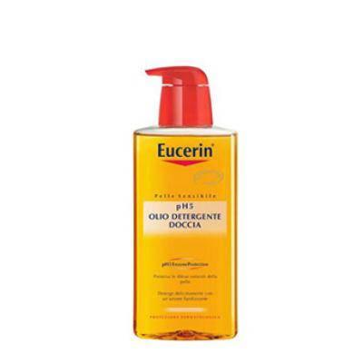 Eucerin olio doccia 400 ml